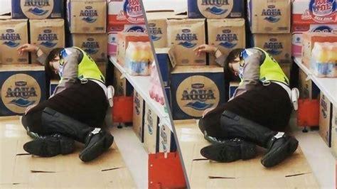 Kaos Seragam Panitia Idul Adha Bisa Tulis Nama Kota Asal Mesj Szeb kisah foto polwan tidur di lantai minimarket ternyata ini