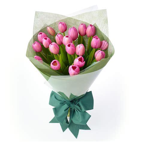 Handbouquet Birthday Wedding Gift Semarang Jogja adorable tulips toko bunga florist parcel