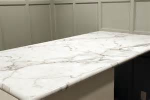 Cost Of Laminate Countertop - our calacatta marble countertop by formica in the home office yeah that s laminate chris