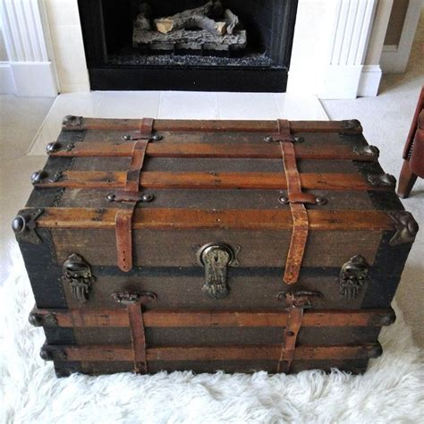 Chest Coffee Table Cheap Coffee Table Trunk Coffee Table Home Interior Design