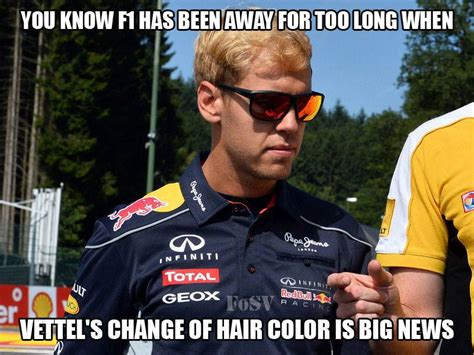 Sebastian Vettel Meme - vettel extends his chionship lead with dominant belgian