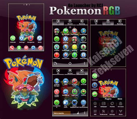 download themes doraemon go launcher pokemon rgb go launcher by kaisercj on deviantart