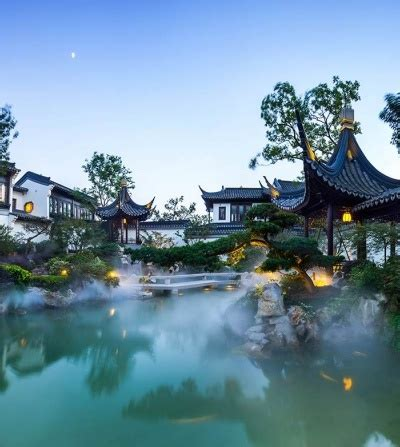 taohuayuan in suzhou is a billionaire s mansion