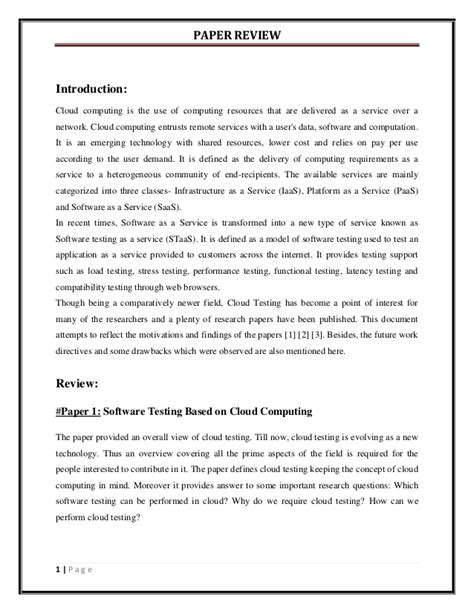 sle critique research paper sle appendices in research paper 28 images research