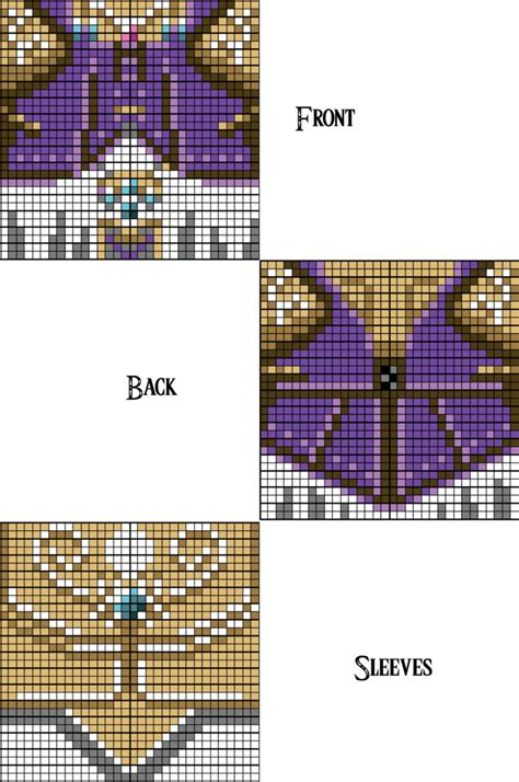 zelda pattern animal crossing t p zelda outfit with grid by inuyasha222 on deviantart