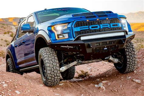 2018 ford f 150 raptor baja shelby baja raptor the most 2018 f 150 raptor yet