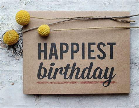 happy birthday modern design happiest birthday card typographic modern happy birthday