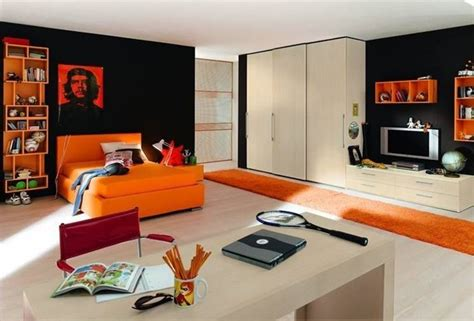Teenage Guys Room Design camerette ragazzi progetto cameretta