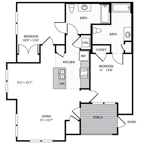 Drawing Bedroom Floor Plan Jptgraphics Graphics Printing Web Promo Products