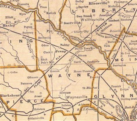 Wayne County Search Georgiainfo
