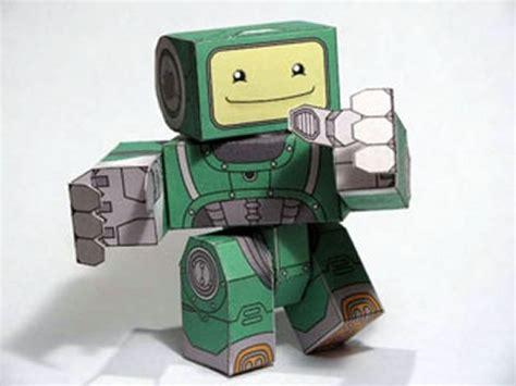 Paper Craft Robot - 50 free papercraft robot downloads 171 papercraft