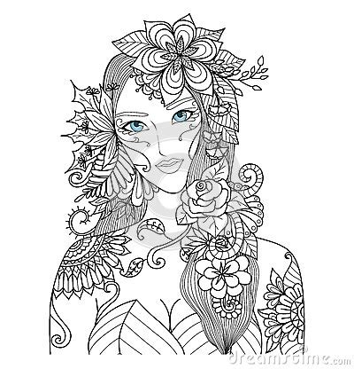 merry coloring books for adults a beautiful colouring book with designs gift for books beautiful forest for coloring book for stock