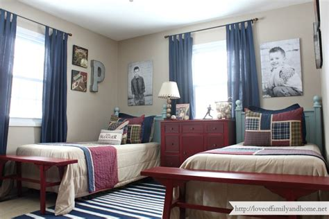 shared boys bedroom ideas boys shared bedroom progress of family home