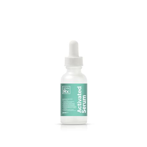 Aphroderma Serum White Concentrate whiterx activated serum concentrate 30ml free shipping lookfantastic