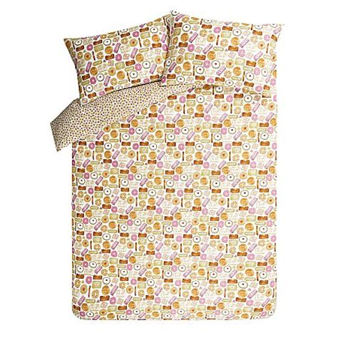 biscuit bedding assorted biscuit bedding range duvet covers george at asda