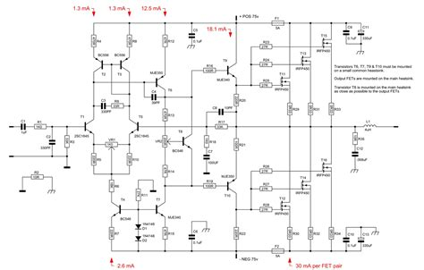 Power Lifier 4 Chanel Class A B Design By Cubig headphone without lifier circuit diagram loudspeaker circuit elsavadorla