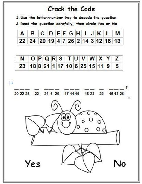 Word Decoding Worksheets by Freebie This The Third Cryptogram Puzzle From My Phonics
