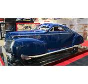 Rob Ida Built 1940 Merc Takes SEMA Best Of Show Trophy Fro