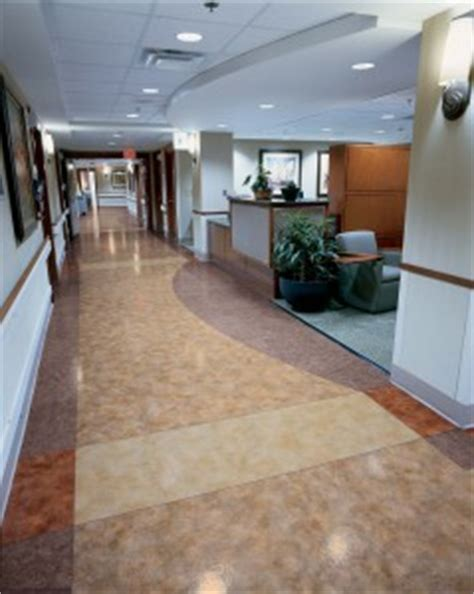 hospital flooring what s the best choice continental