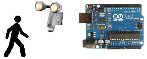 how to make a motion sensor light stay on how to build a motion sensor light circuit with an arduino