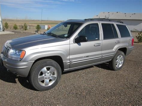 Find Jeep Grand Find Used Jeep Grand Limited 2001 In Strasburg