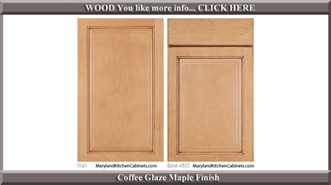 kitchen cabinet door finishes 450 maple cabinet door styles and finishes maryland