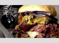 Competitive Eater takes on Arby's Meat Mountain - YouTube Arby's