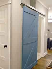 Sliding Closet Barn Doors Barn Door For The Home With Wood Floors