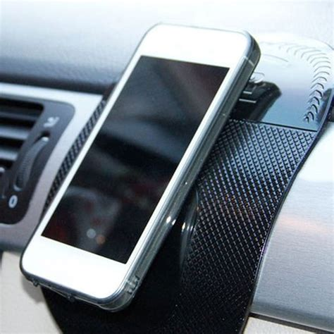Car Dashboard Anti Slip Mat by Car Dashboard Sticky Pad Magic Anti Slip Cell Phone Hold