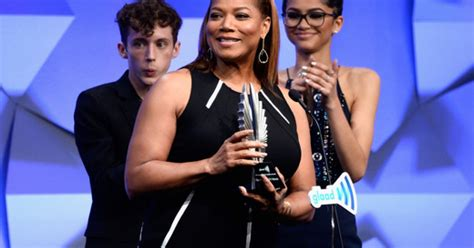 Latifah A Together latifah accepts for outstanding tv or