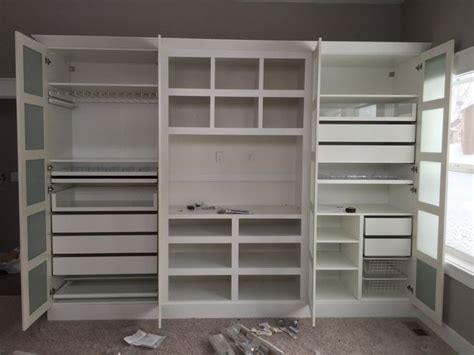 ikea bedroom closets best 25 pax system ideas on pinterest