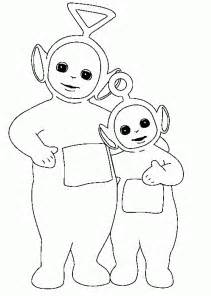 printable coloring sheets free printable teletubbies coloring pages for