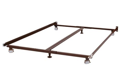 Low Profile Height Metal Bed Frame Fits All Sizes Bed Metal Frame