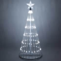 animated tree lights cool white led animated outdoor lightshow tree