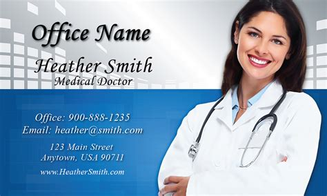 Assistant Business Cards Templates by Business Cards Doctor Appointment Cards