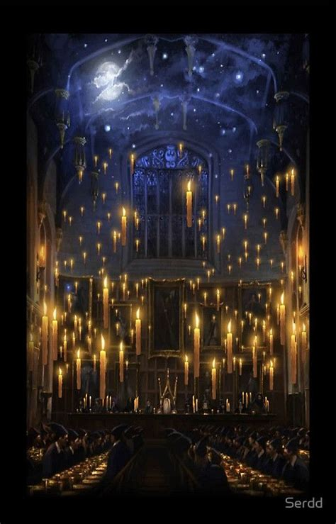 Hogwarts Great Hall by Hogwarts Great Hall By Serdd Iphone Cases Pinterest