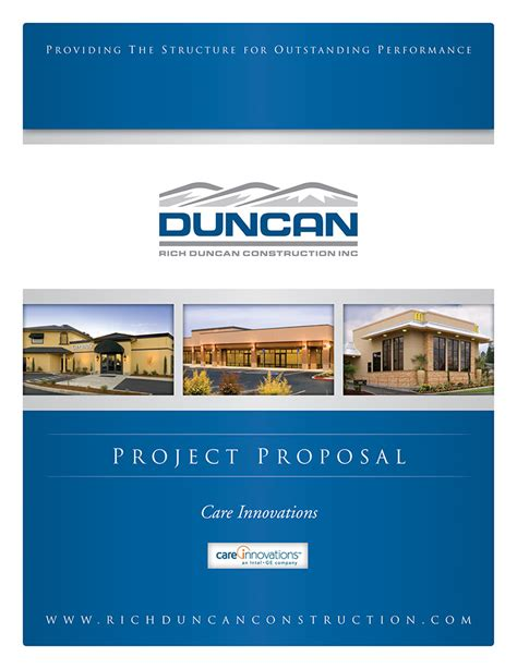 cover design for proposal construction proposal cover google search proposal