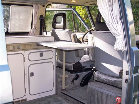 Vanagon Westfalia Interior by 1989 Vw Vanagon Westfalia Cer W 58k Auction In