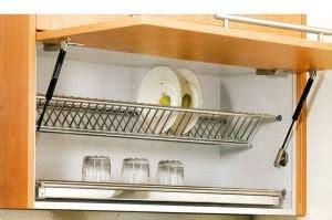 Rak Cuci Piring Gantung aksesoris pelengkap kitchen set desain dapur