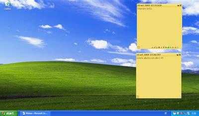post it bureau pc pc creare post it sul desktop gratis