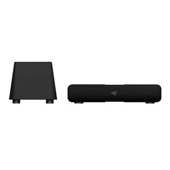 Murah Razer Leviathan Elite Gaming Sound Bar razer leviathan wireless sound bar and subwoofer ln60970 rz05 01260100 r3g1 scan uk