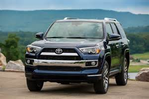 2016 toyota 4runner reviews and rating motor trend