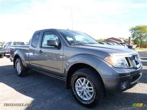 nissan frontier king cab for sale 2016 nissan frontier sv king cab 4x4 in gun metallic