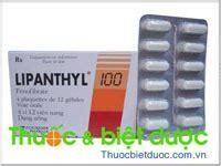 Lipanthyl 100mg c 244 ng dụng t 225 c dụng của thuốc lipanthyl 100mg 45077