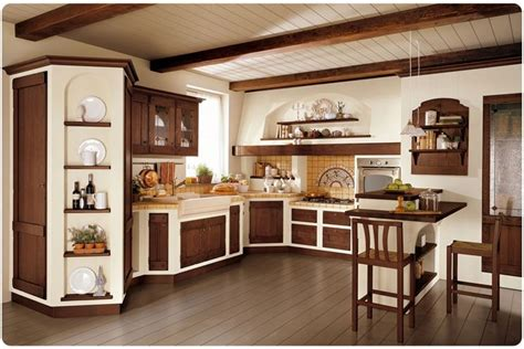 arredamento cucine in muratura come fare una cucina in muratura cucine country