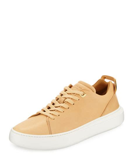 Jm Coll Embossed Natura T3010 2 buscemi s 50mm leather low top sneaker khaki in modesens