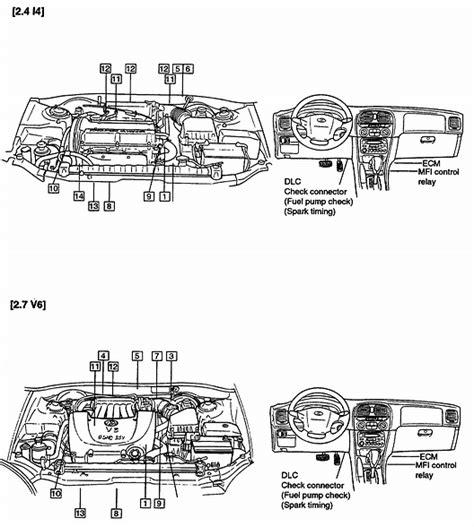 hyundai sonata engine diagram sensor hyundai get free image about wiring diagram
