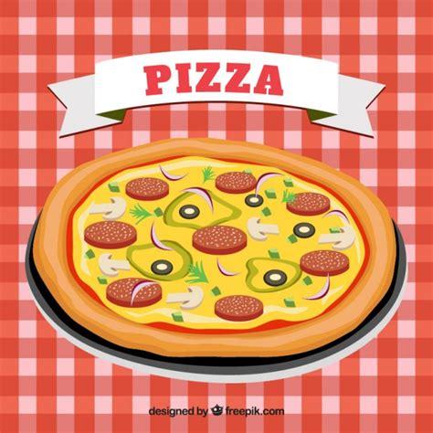 free italiano italian pizza vector free