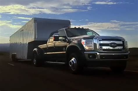 ford super duty towing 2015 ford f 350 super duty drag races competition w video