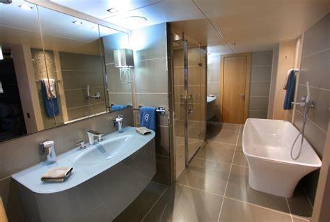Blush Yacht Luxury Sunseeker Motor Yacht For Charter Charter Bathroom